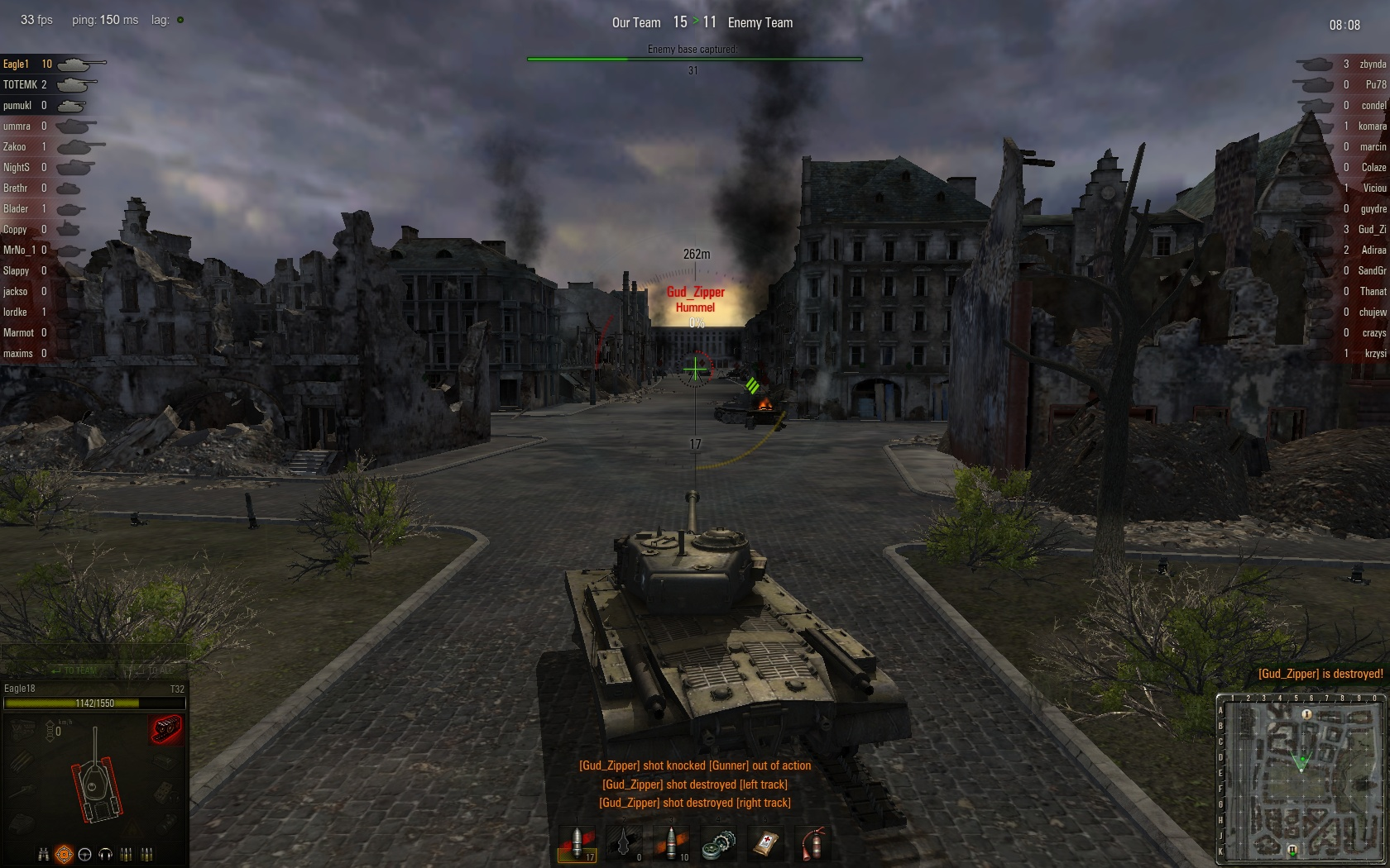 Wot T32 Review